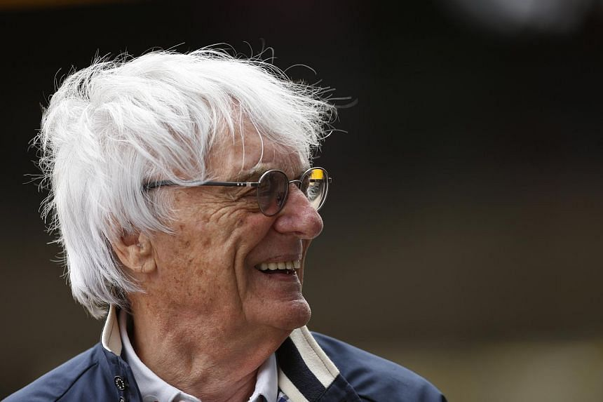 Bernie Ecclestone (above) had reportedly confirmed that the sale of Formula One to an American media group will be completed next week.