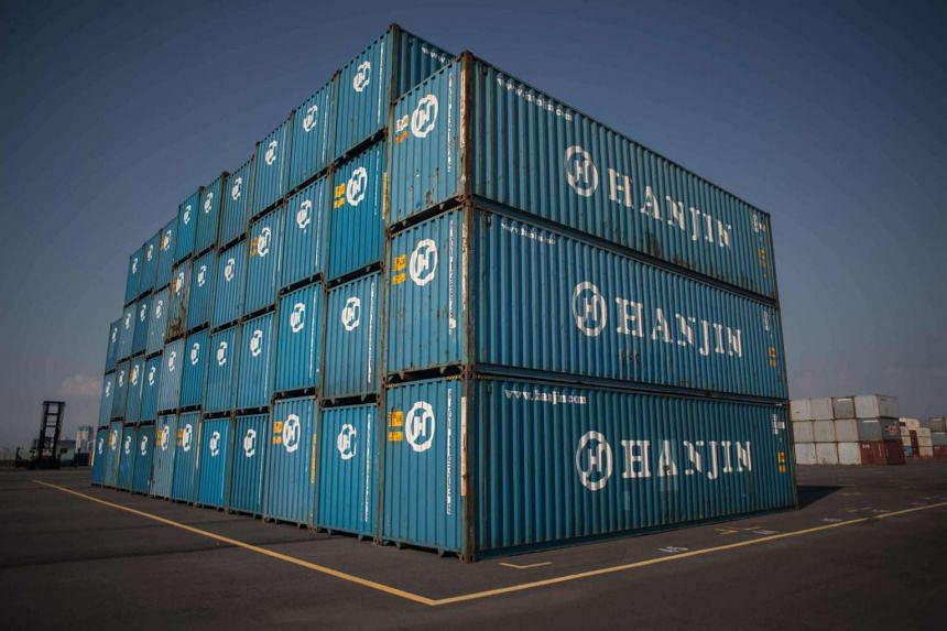 Hanjin Shipping Co Ltd has filed for bankruptcy in the United States to protect its vessels from being seized by creditors.