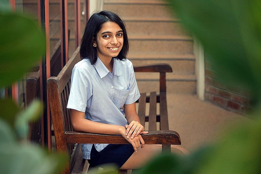 Gauri, 13, is the winner of the junior category in The Queen's Commonwealth Essay Competition 2016. The teen's personal account of how she feels far removed from her native language and culture impressed the judges.