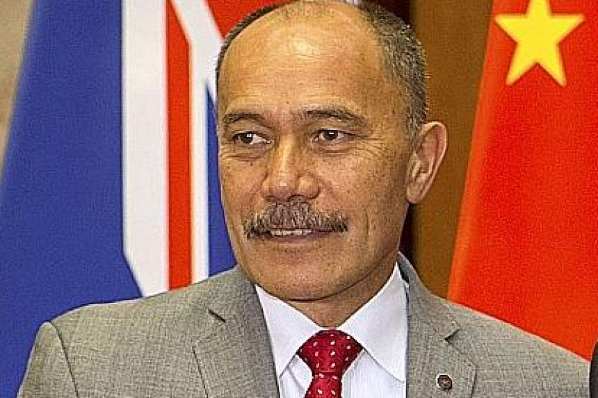 New Zealand's previous governor- general was Sir Anand Satyanand (left), an ethnic Indian. The current Governor-General, Sir Jerry Mateparae, is a Maori.