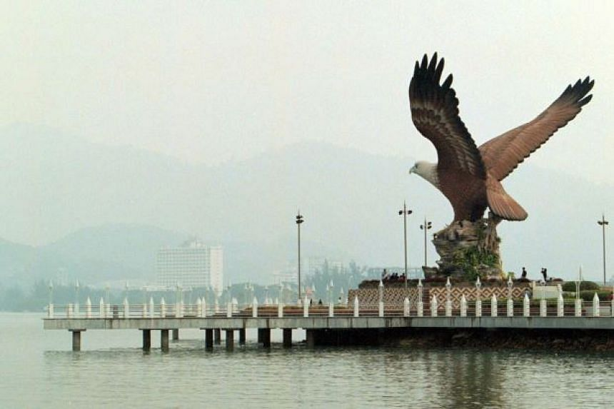 Langkawi has strongly objected to a claim that the island's iconic eagle statue is haram, or forbidden by Islam.