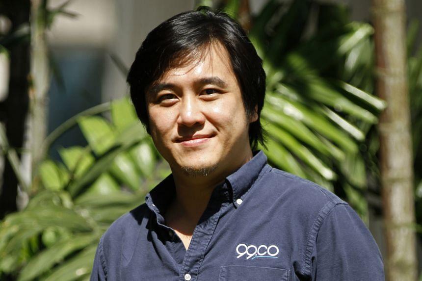 Darius Cheung.