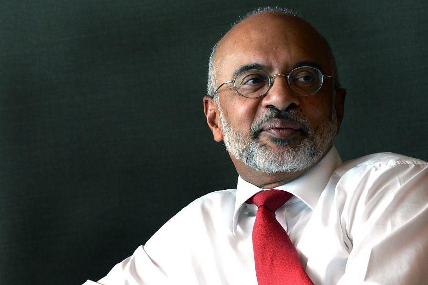 Piyush Gupta.