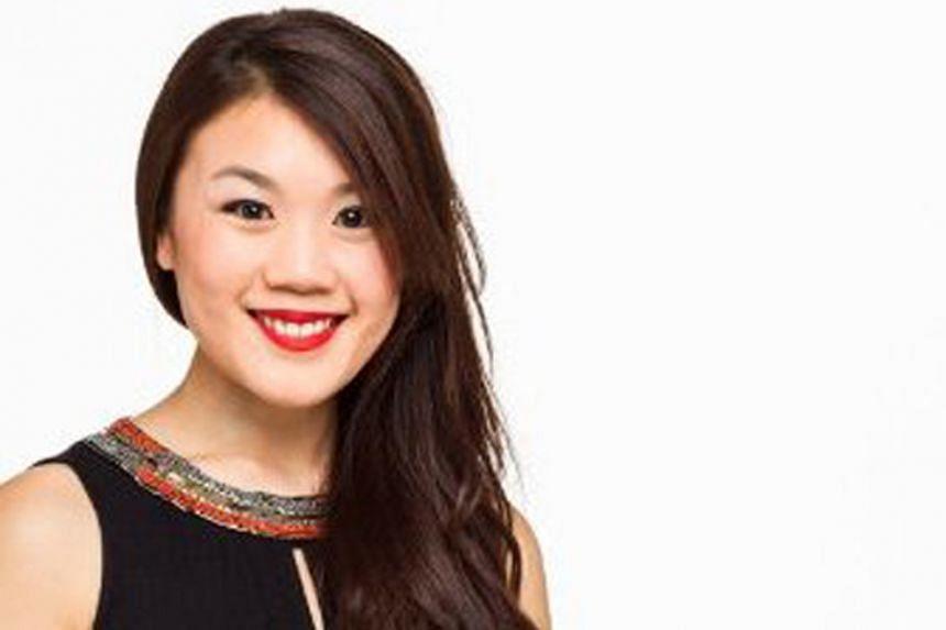 Christina Ong.