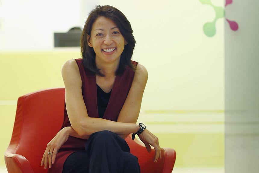 Rosaline Chow Koo.