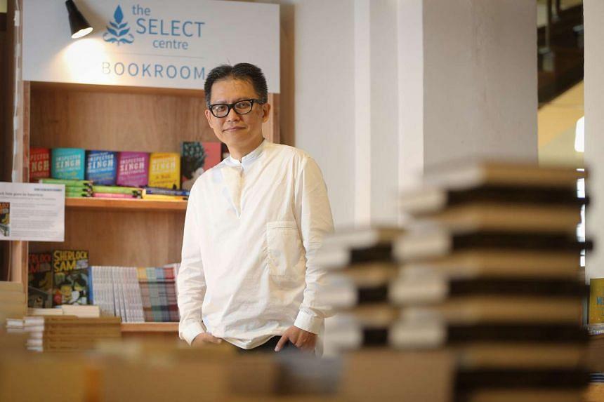 Yeow Kai Chai, director of the Singapore Writers Festival.