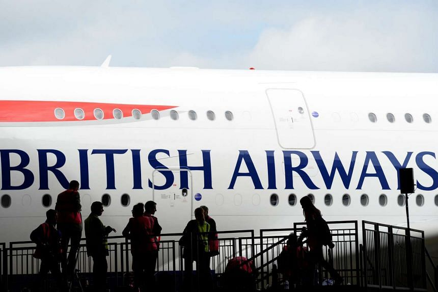 British Airways said it was experiencing a computer glitch with its check-in system that was reportedly causing delays at several airports.