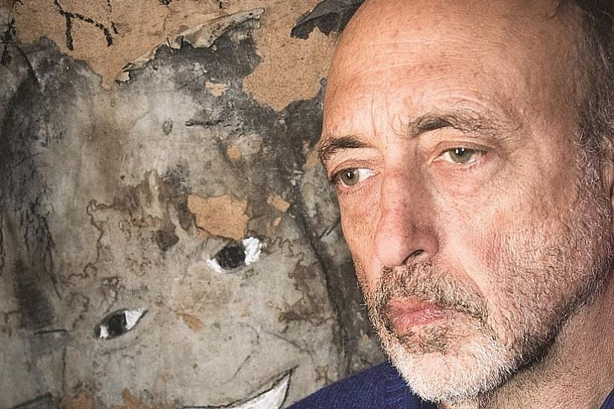 Photographer Roger Ballen (above), whose work includes Eugene On The Phone (2000).
