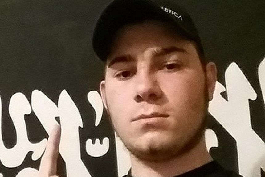 Besim planned an Anzac Day terror attack that involved beheading a policeman.