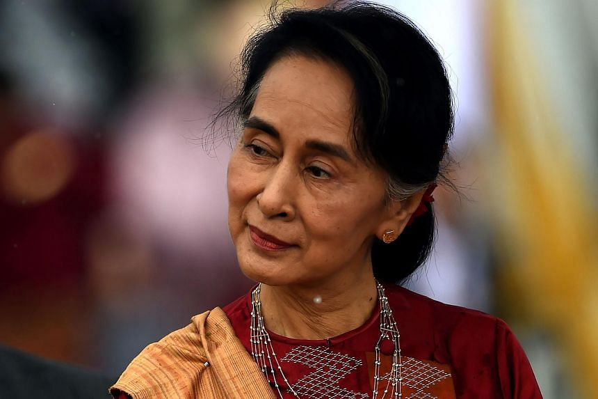Myanmar leader Aung San Suu Kyi will be visiting the US next week, said US President Barack Obama.