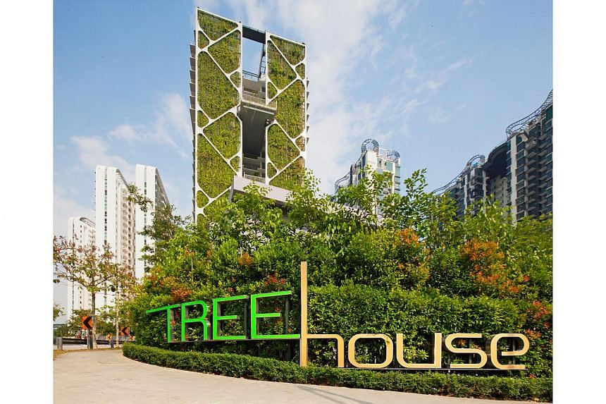 Tree House development won the residential award in the Leadership in Sustainable Design and Performance category.
