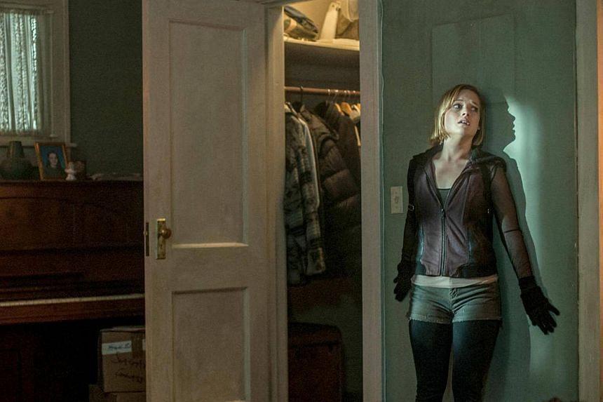 Jane Levy stars in thriller Don't Breathe.