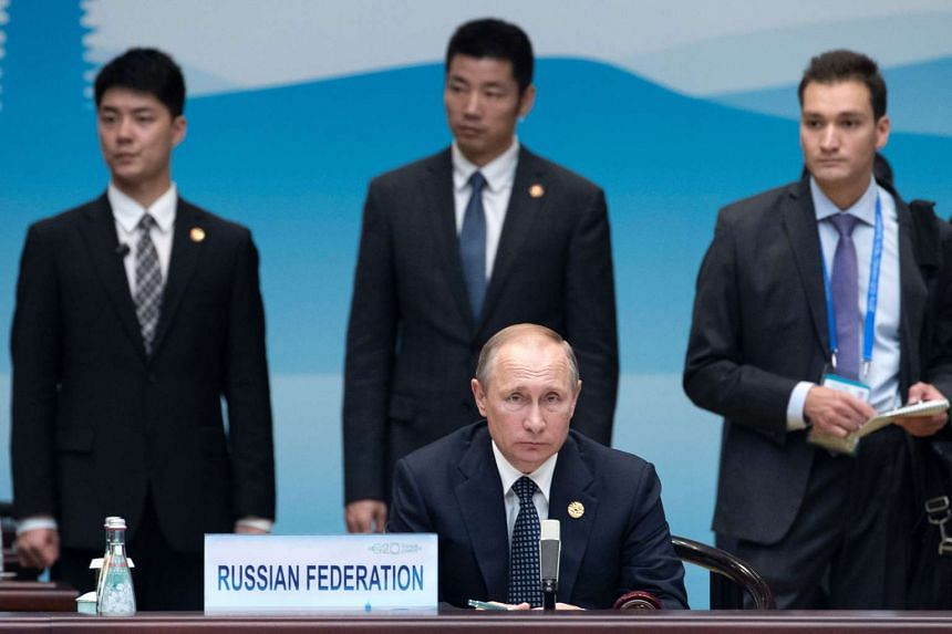 President Vladimir Putin, seen here at the G20 Summit in Hangzhou, said he had grounds to believe Russia and the United States could strike a long-awaited deal on Syria within days, allowing them to intensify the fight against Islamist militants in t