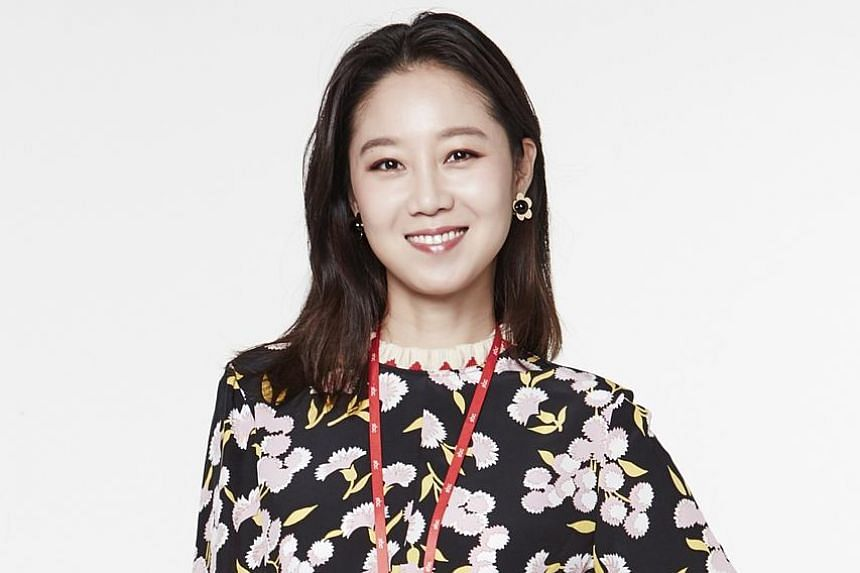 Gong Hyo Jin plays a weathercaster who hopes to be a television news anchor in Jealousy Incarnate.