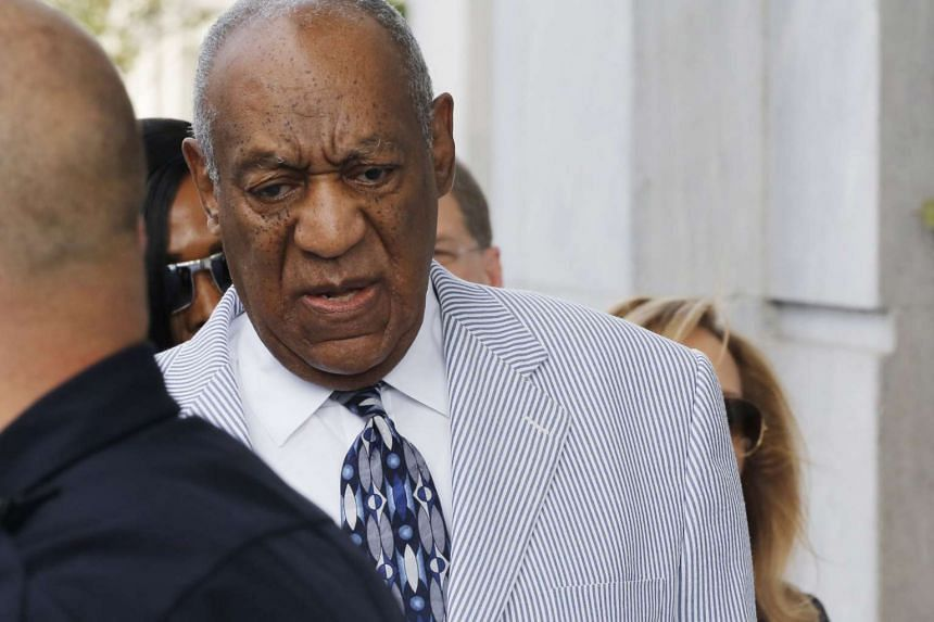 Cosby arrives at court on Sept 6, 2016, in Norristown, Pennsylvania.