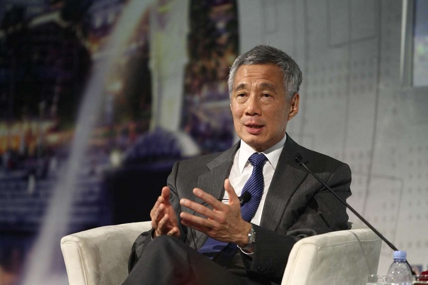 PM Lee Hsien Loong said that the Government accepts in principle the Constitutional Commission's main recommendations for the elected presidency.