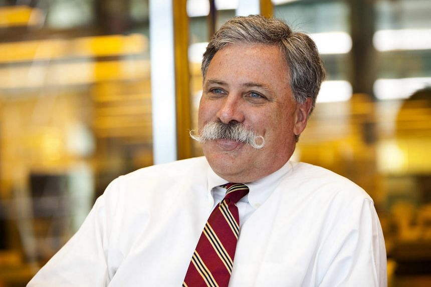 Mr Chase Carey, the new chairman of Formula One, in a file picture taken in New York on July 27, 2010.