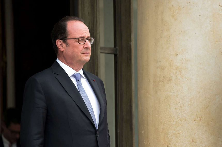 French President Francois Hollande has given his clearest indication yet that he intends to run for a second term in office next year.