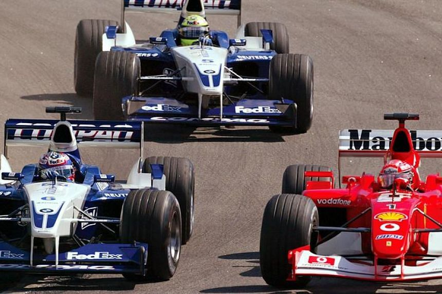 US communications billionaire John Malone's Liberty Media announced on Sept 7, 2016, it had sealed a deal to buy the iconic racing business Formula One.