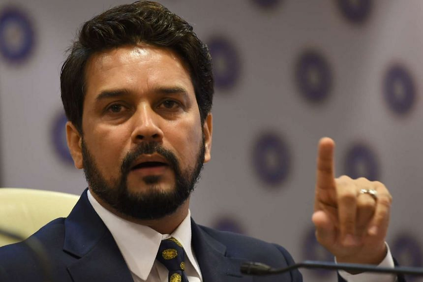 Indian cricket board president Anurag Thakur said that the two-tier Test system proposal was axed by the ICC, on Sept 8, 2016.