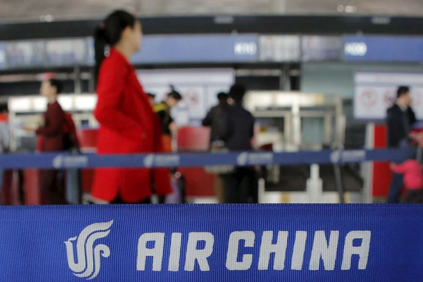 """The publisher of  Air China's in-flight magazine apologised on Thursday (Sept 8) for alleged """"racist"""" travel advice offered to passengers visiting London. -"""