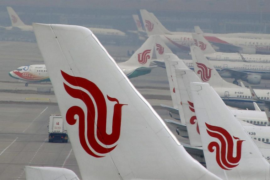"""The publisher of Chinese national carrier Air China's in-flight magazine apologised on Thursday (Sept 8 )  for alleged """"racist"""" travel advice offered to passengers visiting London."""