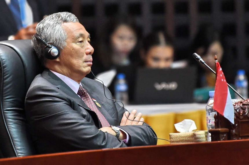 PM Lee Hsien Loong said whether there was any clear progress on the South China Sea issue will be seen only by the middle of 2017, when China has committed to a legally binding Code of Conduct with Asean.