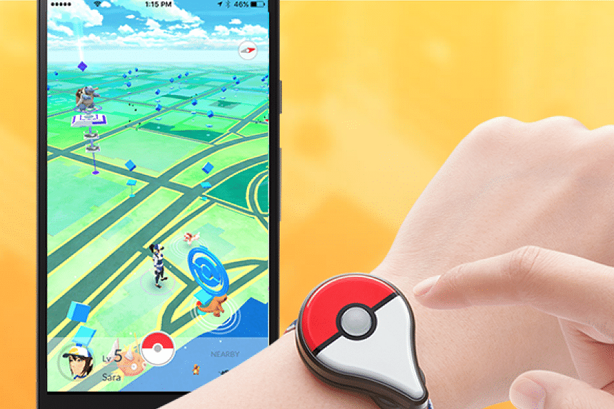 Called the Pokemon Go Plus, the device resembles a wristwatch and connects to players' mobile phones via Bluetooth.