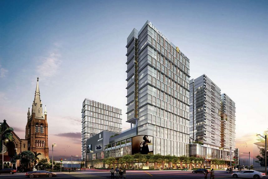 Keppel Land has entered into an agreement with Shwe Taung Group to develop premium serviced residences and offices in Phase Two of Junction City, in Yangon's central business district.