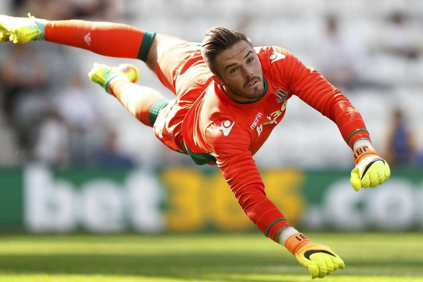 Stoke City's goalkeeper Jack Butland will be out of action for at least 10 weeks after undergoing surgery on a long-standing ankle injury.