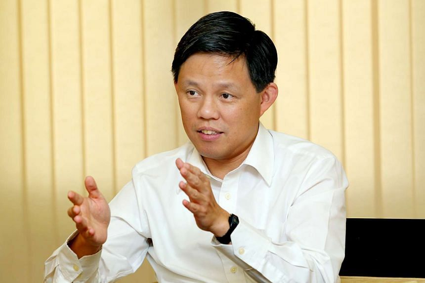 The Government has a responsibility to draw up a system that anticipates future challenges, Minister in the Prime Minister's Office Chan Chun Sing said yesterday (Sept 8).