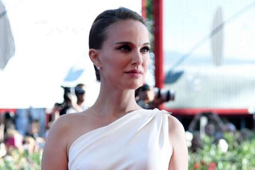 Actress Natalie Portman attends the Premiere of the movie Planetarium presented out of competition at the 73rd Venice Film Festival on Sept 8, 2016 at Venice Lido.