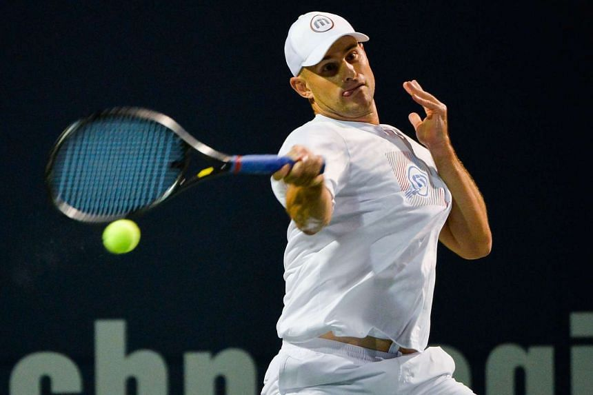 Andy Roddick was among nominees announced on Thursday (Sept 8 ) for 2017 induction into the International Tennis Hall of Fame.