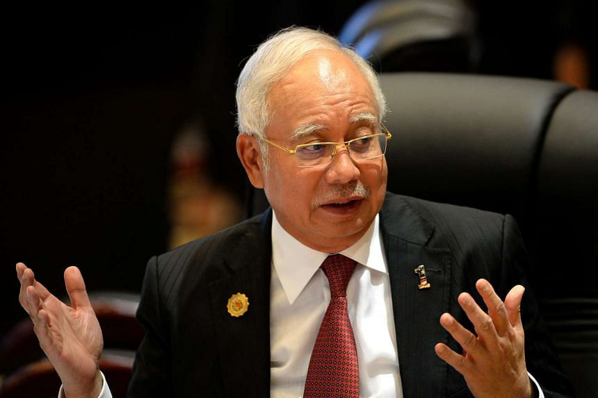 Bersih, Malaysia's most prominent political pressure group, will hold a rally in November to protest against Prime Minister Najib Razak (above).