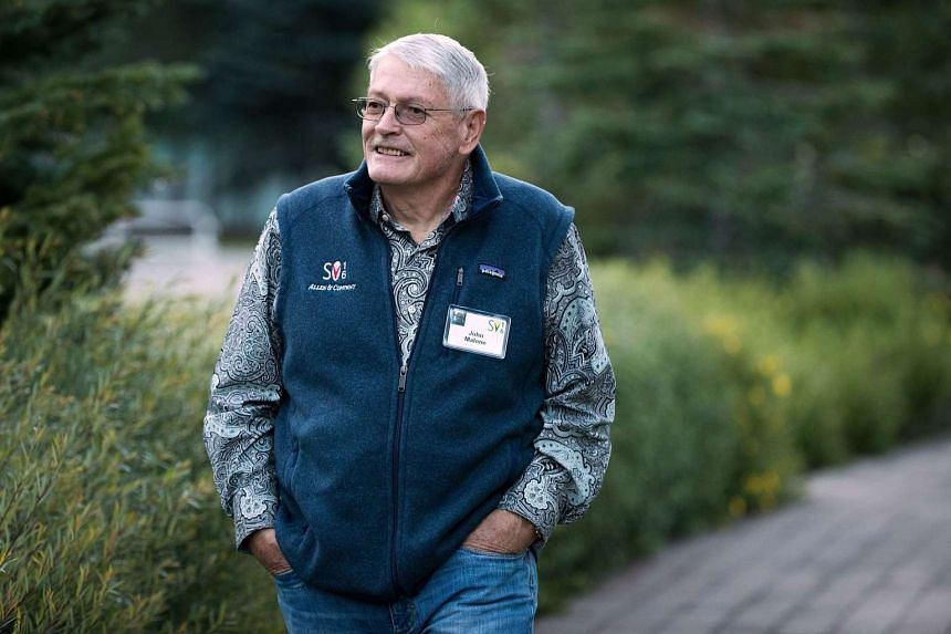 """American billionaire John Malone, the founder and owner of Liberty Media Corporation, is Formula One's new owner. Forbes calls Malone, who is worth about S$9.6 billion, """"the most powerful man in cable""""."""