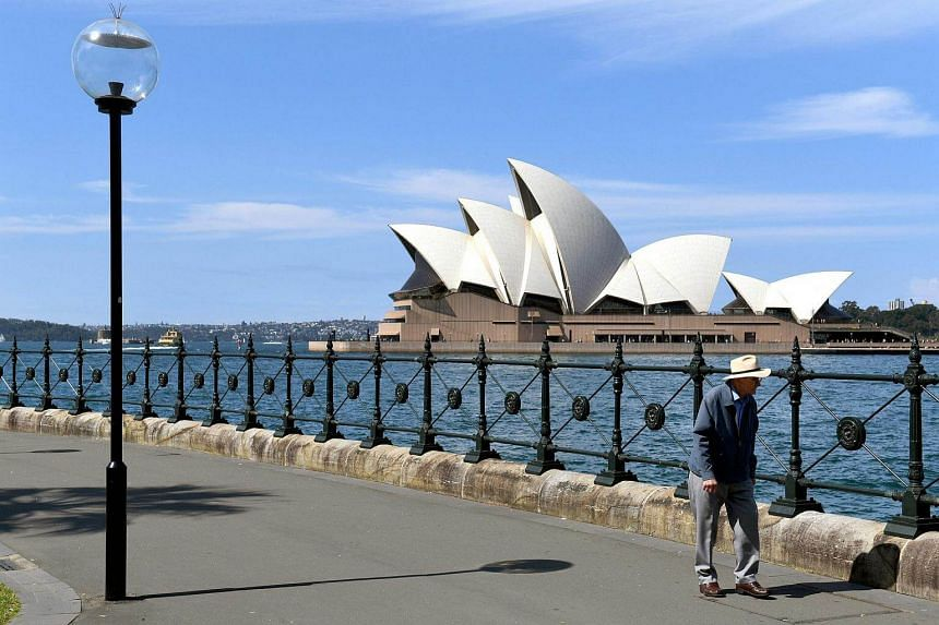 A man was charged on Sept 9, 2016 after allegedly making threats at the Sydney Opera House.