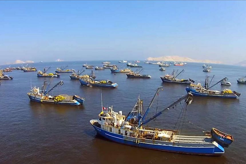 Singapore-listed China Fishery wants to stop a fire sale of its assets.