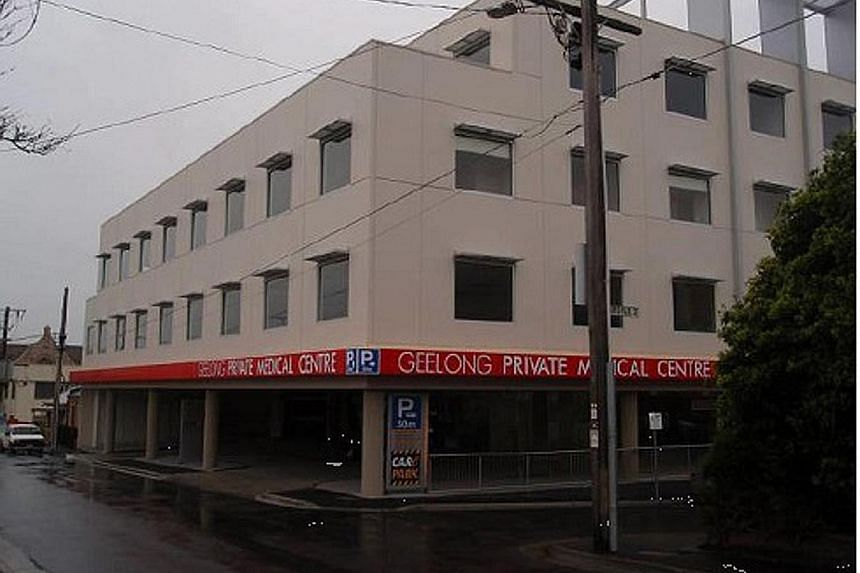 Westpac has appointed receivers to two office properties owned by IHC in Melbourne, while a third, Geelong Medical Centre (above), is said to be under the control of receivers through the National Australia Bank.