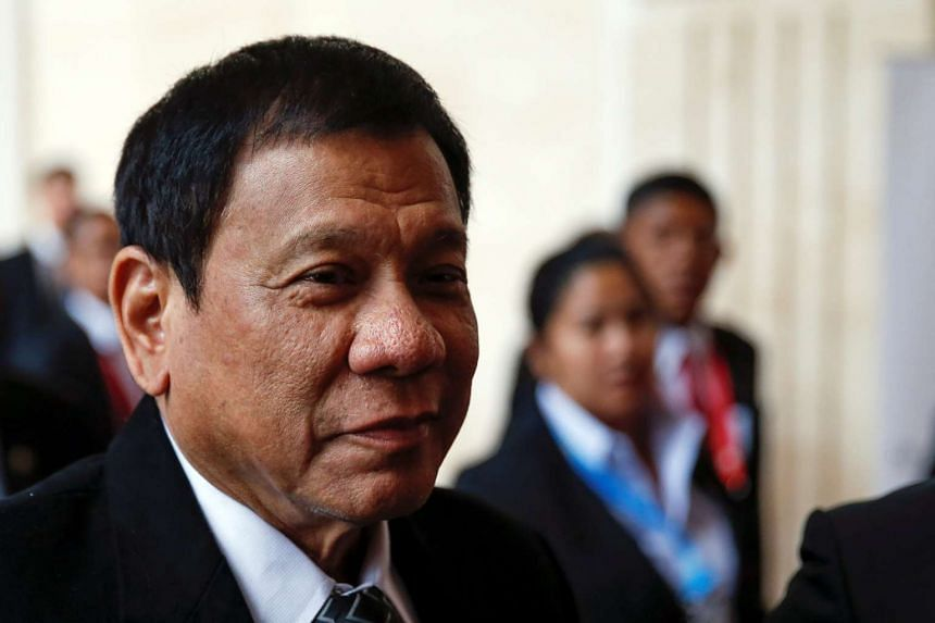 Philippine President Rodrigo Duterte vowed to steer an independent course for the country.