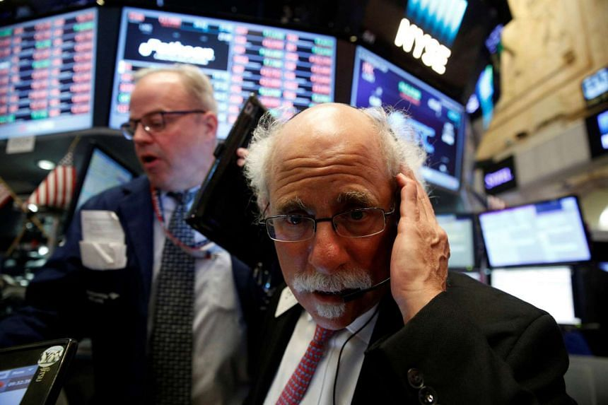 Traders work on the floor of the New York Stock Exchange on Sept 9, 2016.