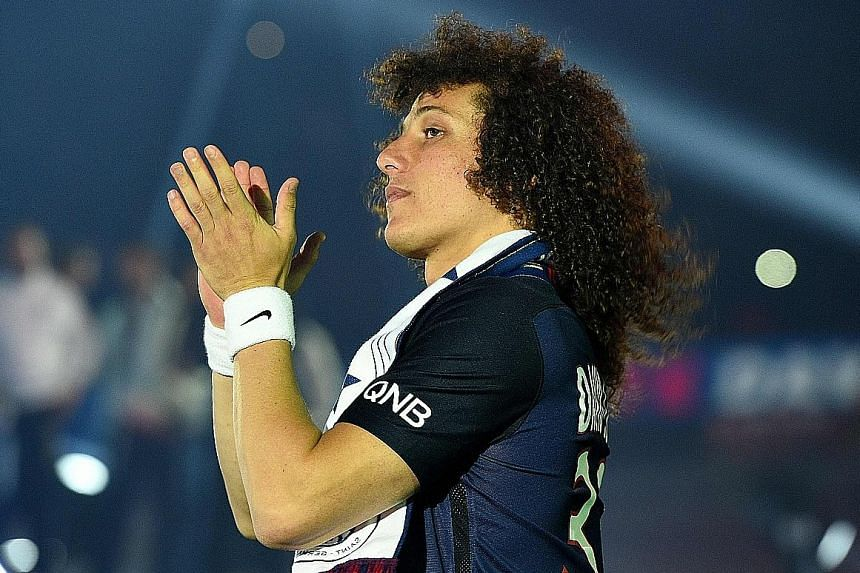 David Luiz has earned plenty of criticism for his frequent lapses in concentration while defending, yet remains a fan favourite among Chelsea supporters as he returns to their fold after a deadline-day transfer from previous club Paris Saint Germain.