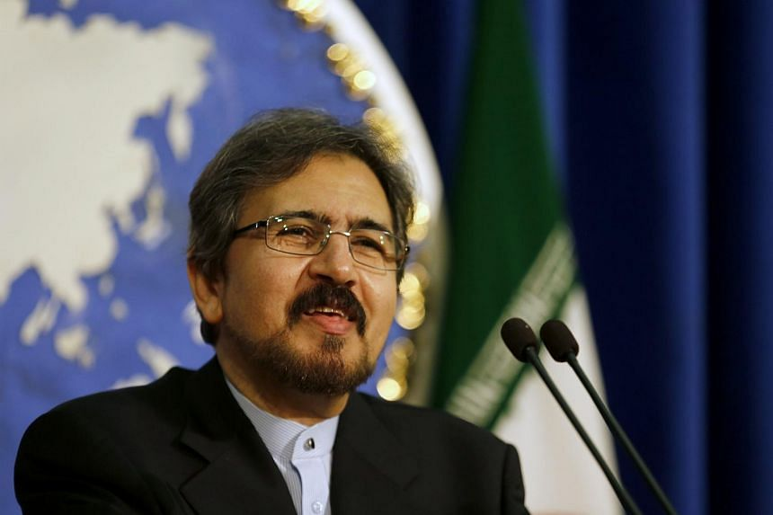 "Iranian foreign ministry spokesman Bahram Ghasemi has said that his country ""welcomes any establishment of a ceasefire in Syria""."