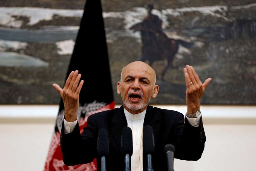 Afghanistan's President Ashraf Ghani has said that the country is closet to signing a peace agreement with a notorious warlord.