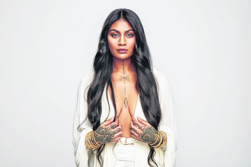New Zealand soul singer Aaradhna will be performing at the Music Matters festival and at the F1 race.