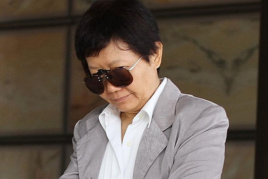 The ruling against Ms Lai came after 10 judgments against her in 16 years of legal struggle against her job dismissal.