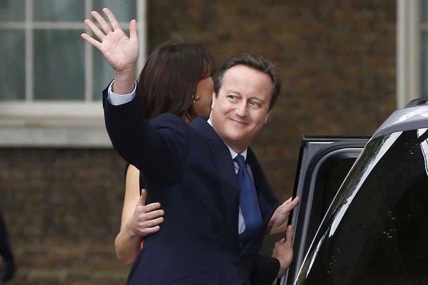 Former British PM David Cameron resigned from his seat in the House of Commons, British media reported on Sept 12, 2016.