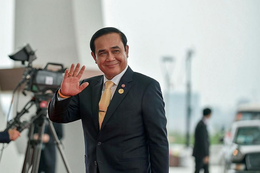 Thailand's Prime Minister  and junta chief Prayuth Chan-ocha has signed an order saying that future cases relating to national security and lese-majeste would be prosecuted in civilian courts.