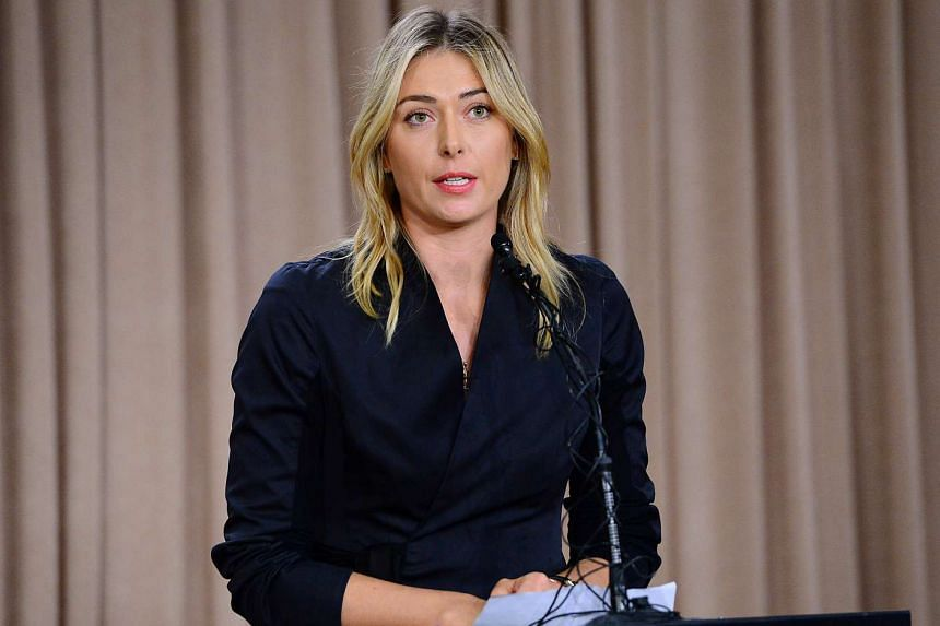 The Court of Arbitration for Sport will be ruling on tennis player Maria Sharapova's appeal against a two-year ban.