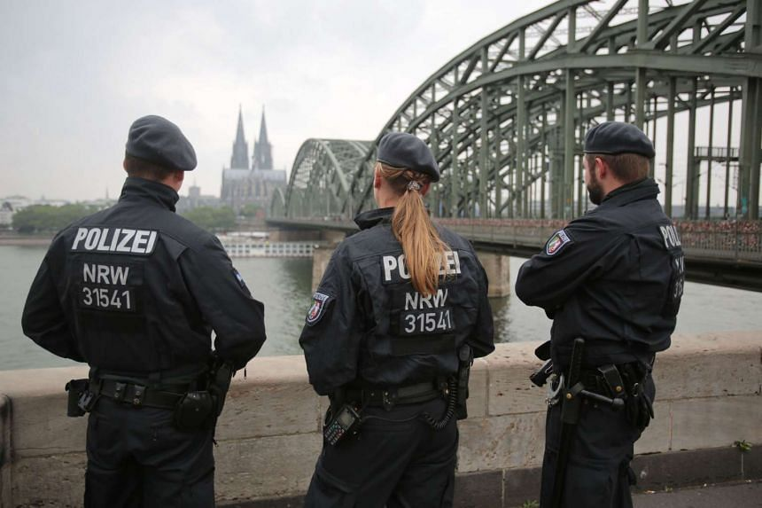 German police arrested three Syrian nationals suspected of being involved with ISIS.