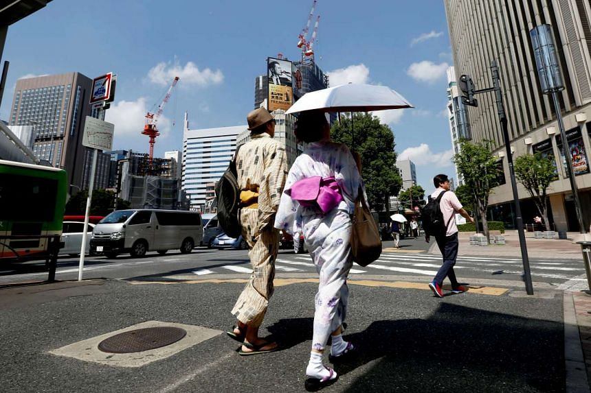 """Firms in Japan are waging war against """"smell harassment"""", with body odour being one of the biggest culprits."""
